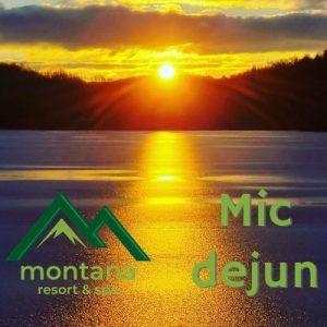 Meniu Mic dejun - Montana Resort - Colibita